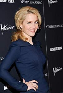 Gillian Anderson              (I) Contact Info