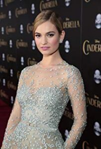 Lily James              (I) Contact Info